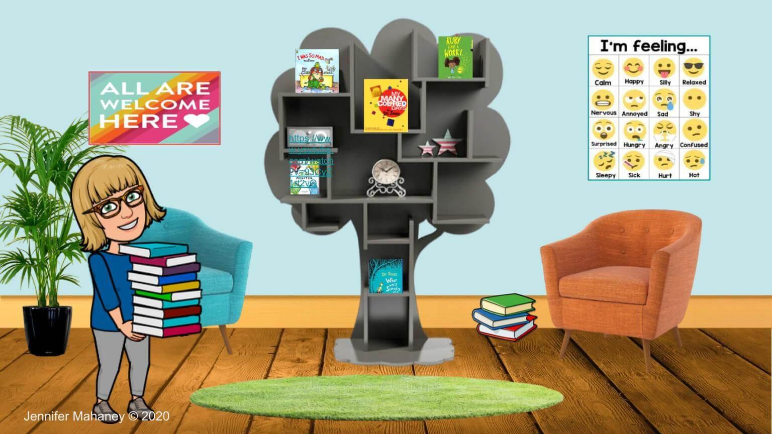 virtual play room